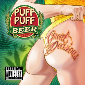 Puff Puff Beer Album Cover