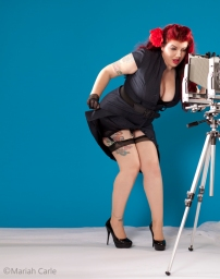 Pin Up Photography