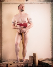 Male Pin Up